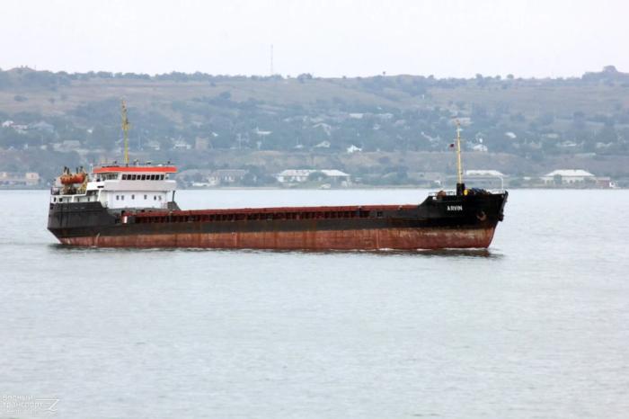 Двое украинцев с затонувшего судна Arvin возвращаются в море