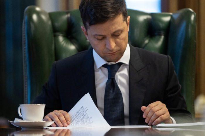 Президент Украины подписал закон о снижении НДС на агропродукцию