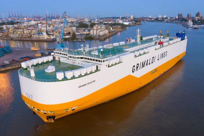 Grimaldi Group заказали шесть новых судов за полмиллиарда долларов