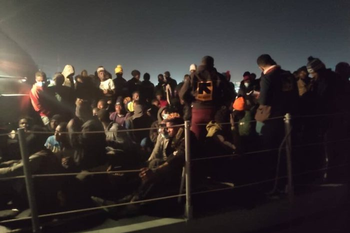 У берегов Ливии спасли 400 нелегальных мигрантов