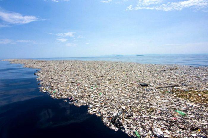 Искусственный интеллект будет с воздуха искать пластик в океане