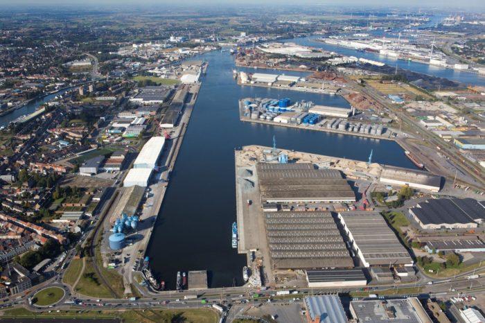 Украина заинтересована в сотрудничестве с бельгийским портом Гент