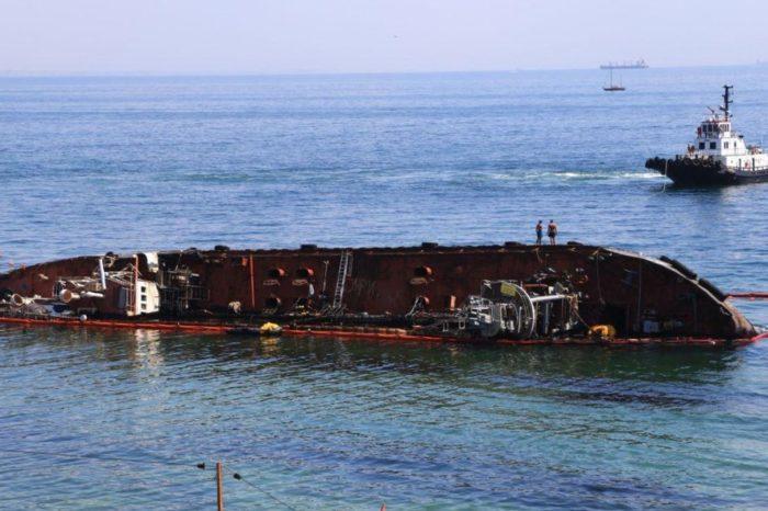 Суд начал рассматривать иск АМПУ к владельцу судна Delfi