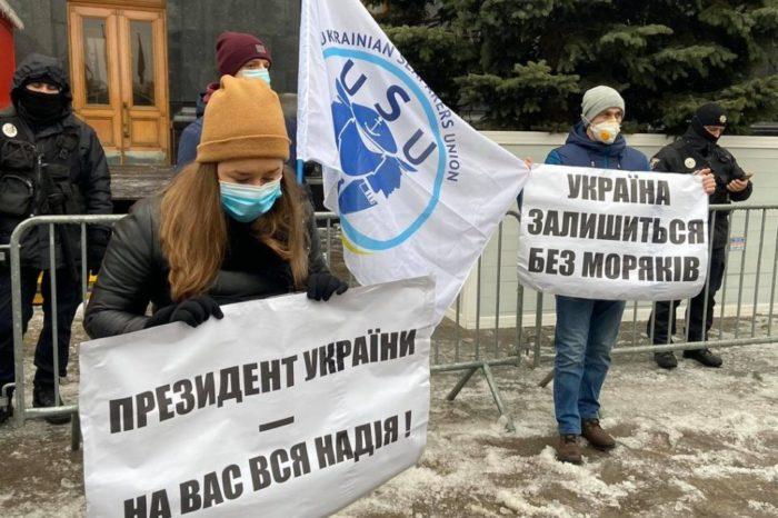 Одесские моряки через главу ОГА обратились к Офису Президента