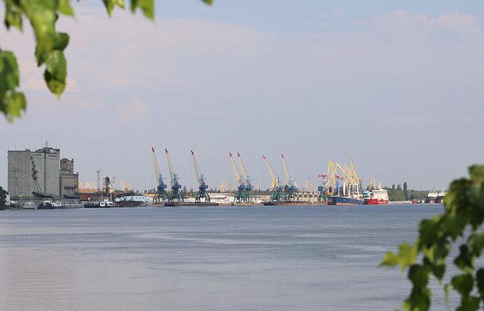 Измаильский порт объявил тендер на промер глубин акватории