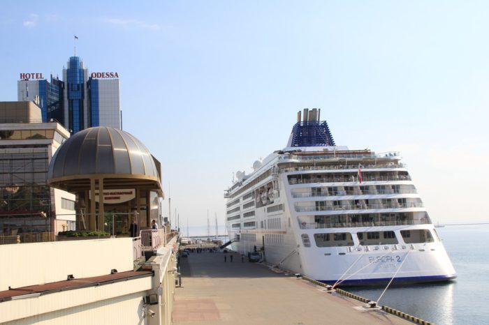 Одесский морпорт заявил о готовности принимать круизные лайнеры