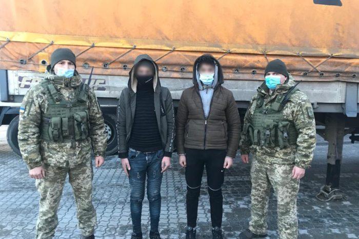 В Черноморском порту обнаружили нелегальных мигрантов из Сирии