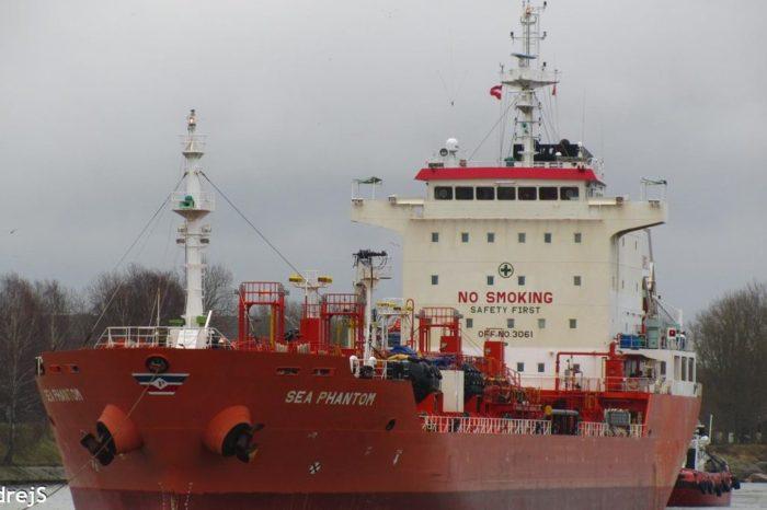 В Гвинейском заливе пираты высадились на танкер