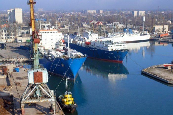 Скадовский порт не может выплатить более 4 млн грн долгов