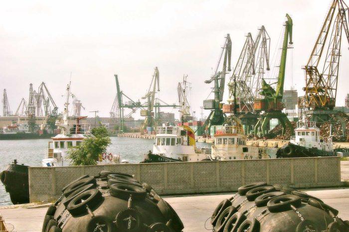 В болгарском порту на судне нашли полтонны наркотиков