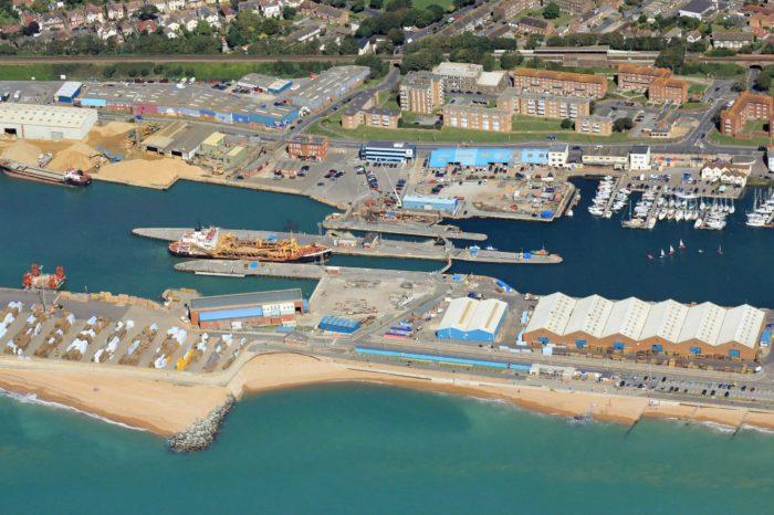 Британский порт преобразуют в центр экологически чистого водорода