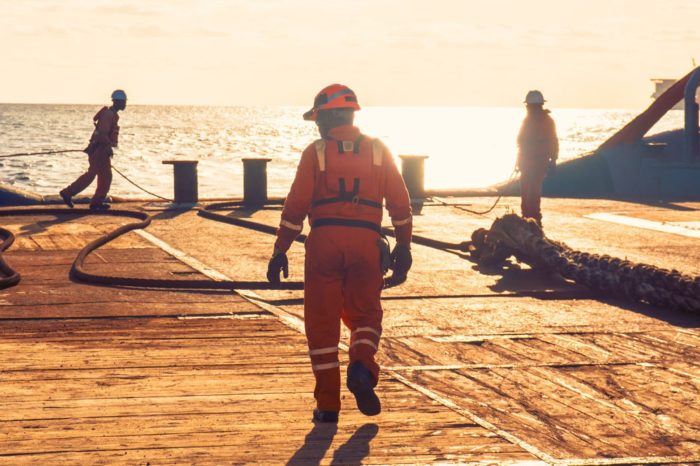 Хроника: как COVID-19 повлиял на морскую отрасль в 2020 году
