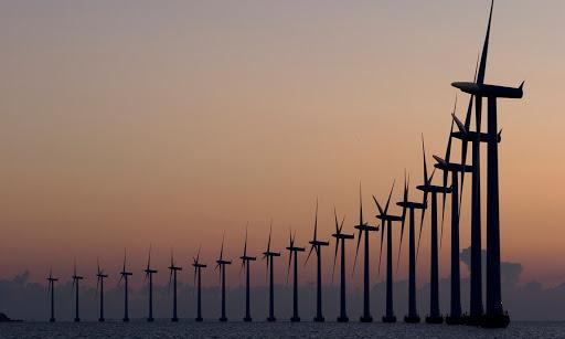 Дания построит первый «энергетический остров» в Северном море
