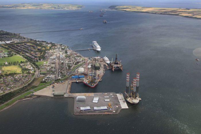 В шотландском порту будут использовать «зеленый» водород для производства виски