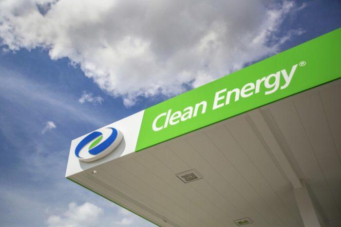 Clean Energy и Total объединились для создания экологичного топлива