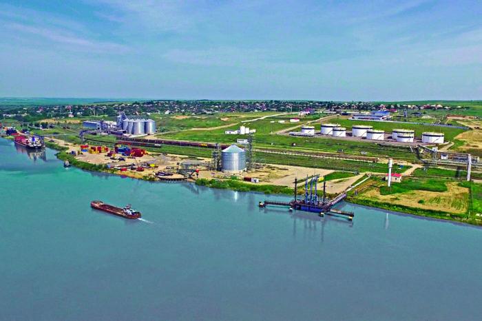 В Рени намерены предъявить счёт молдавскому порту Джурджулешты