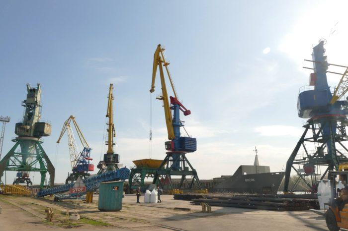 В Измаильском морском порту увеличилось количество судозаходов