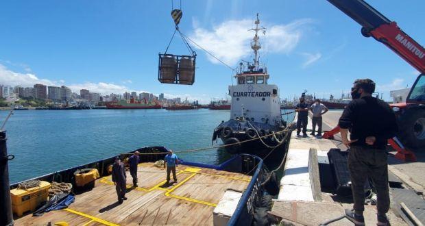 В Аргентине воры-дайверы украли 600 литров пива с затонувшего судна