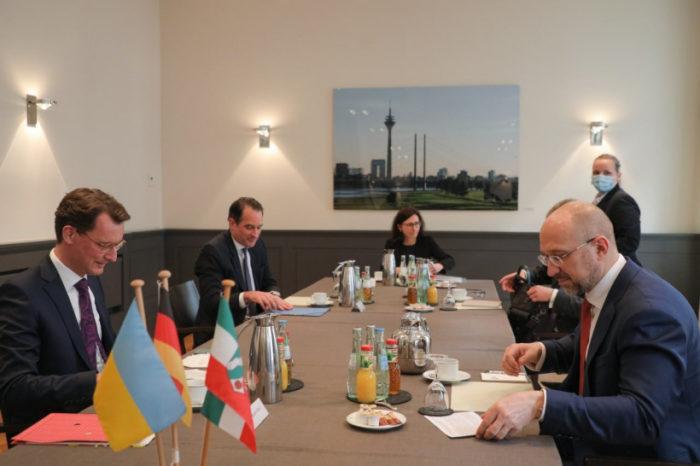 Украина планирует сотрудничать с немецким портом