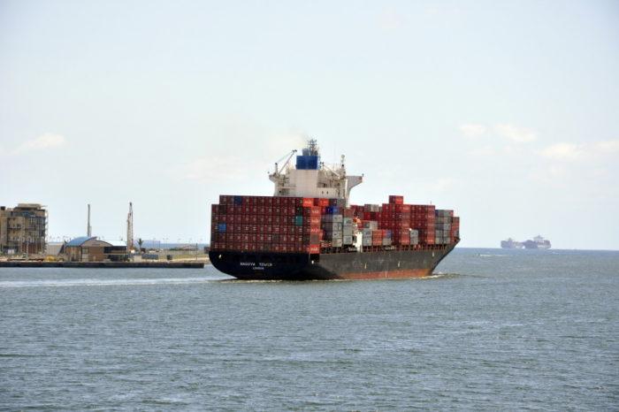 Maersk устанавливает новые фрахтовые максимумы