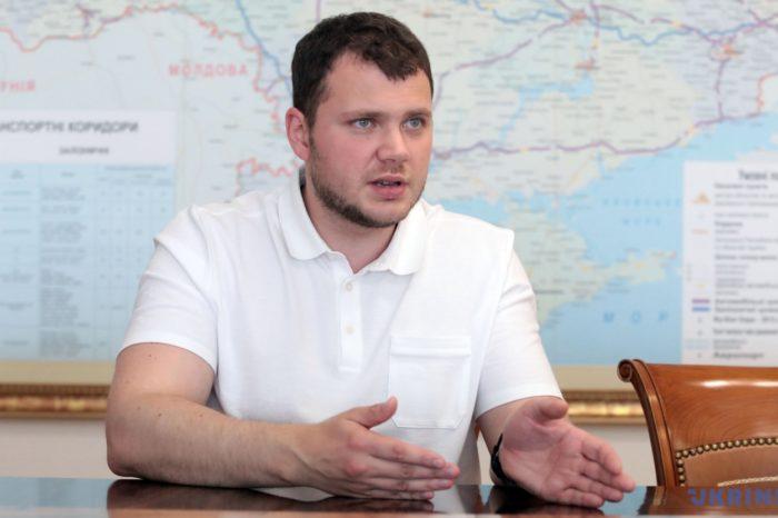 В этом году завершится передача в концессию портов Херсон и Ольвия, - Владислав Криклий