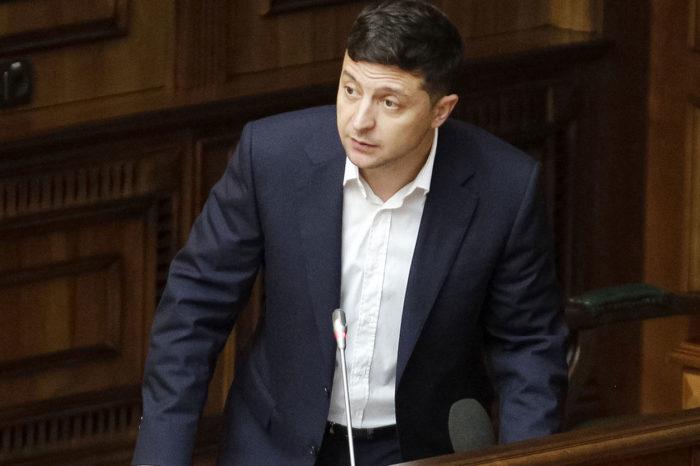 Зеленский назвал закон о «налоговой амнистии» важным шагом к детенизации экономики