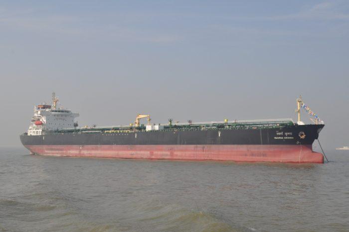 Swarna Krishna стало первым судном с полностью женским экипажем