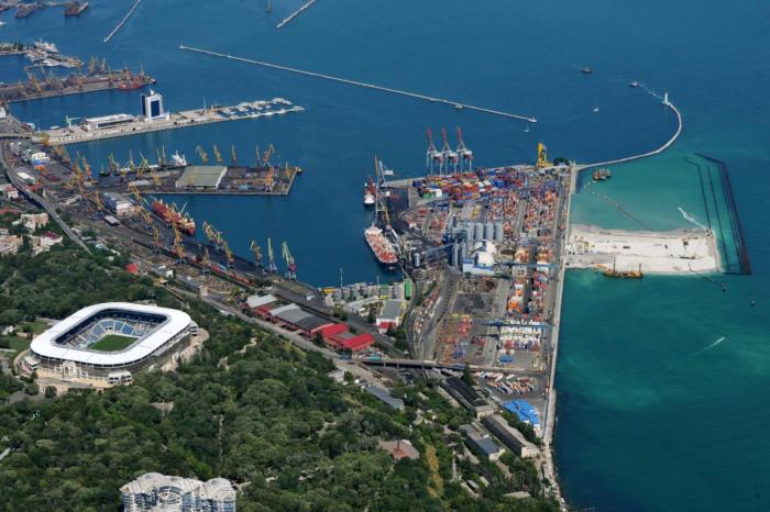 ЕБА просит ускорить процесс строительства новой дороги в Одесский порт