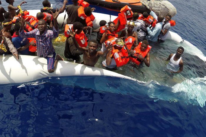 В Италии судят волонтеров за спасение беженцев в Средиземном море