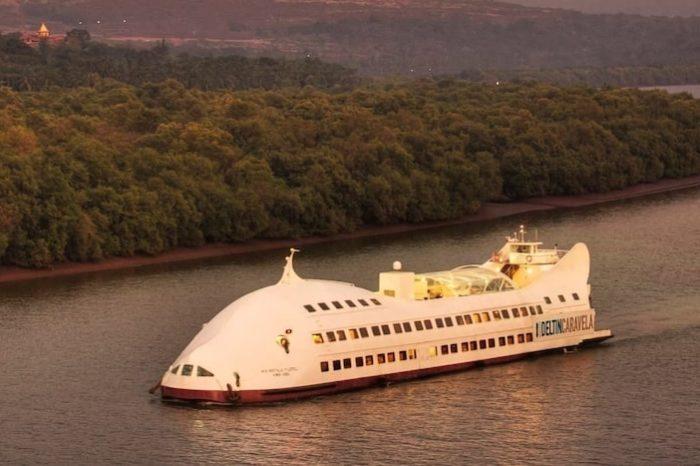 Delta Corp построит лайнер-казино на реке в Гоа