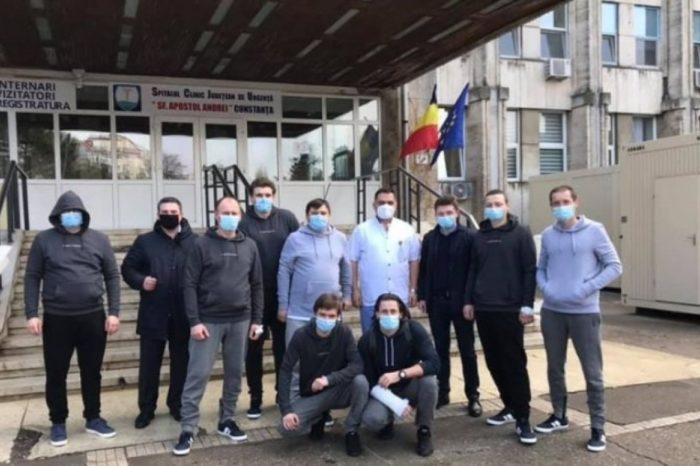 Экипаж затонувшего «Volgo Balt 179» сегодня прибудет в Одессу (ОБНОВЛЕНО)