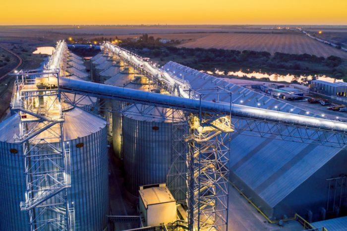 С начала работы грузооборот зернового терминала «Нептун» достиг 6 млн тонн