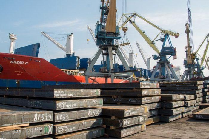 Вызовы 2020: экспорт металлопродукции в морских портах Украины