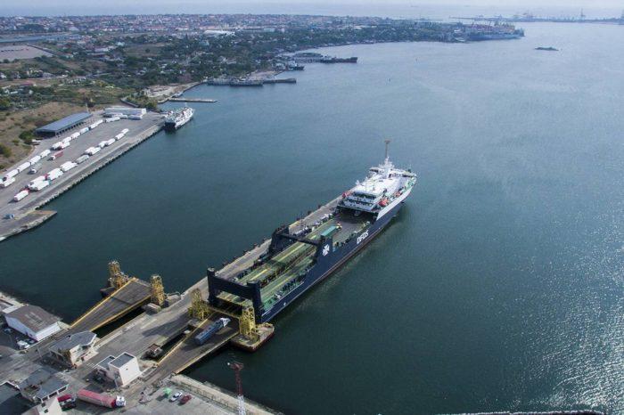 Поиск разработчика ТЭО концессии железнодорожно-паромного комплекса Черноморск отменен