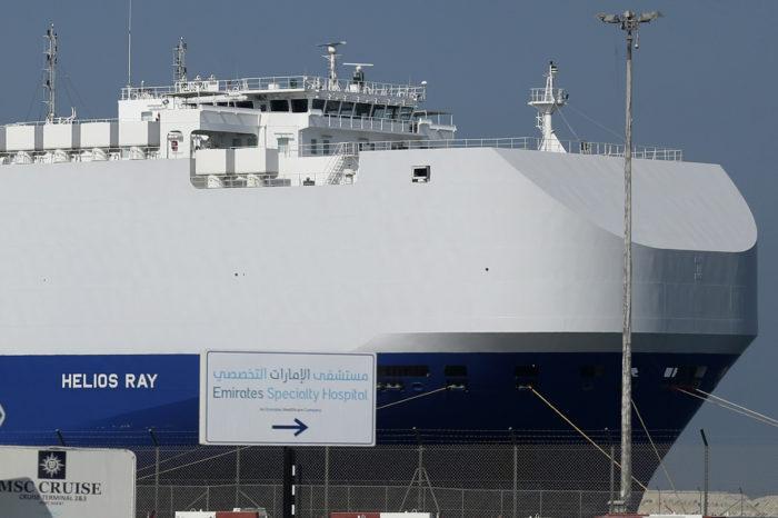 Израиль обвиняет Иран в атаке своего судна