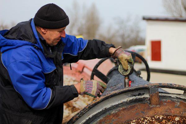 В Николаевском филиале Госгидрографии продолжается подготовка к навигационному сезону