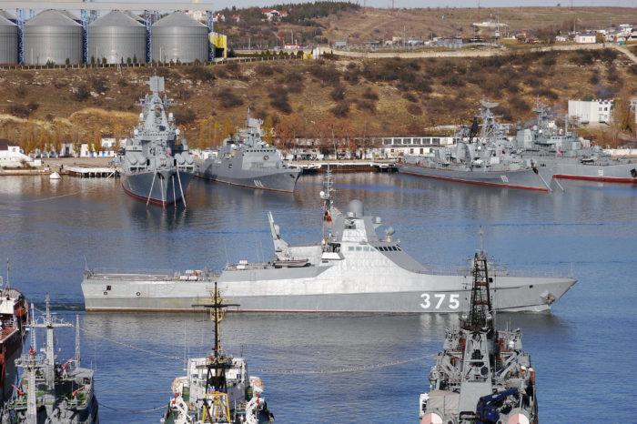 СБУ расследует соглашение о пребывании Черноморского флота РФ на территории Украины