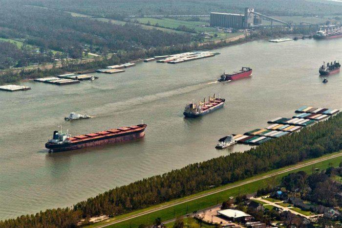 Грузоперевозки по рекам Украины уменьшились на 13,3% в 2020 году