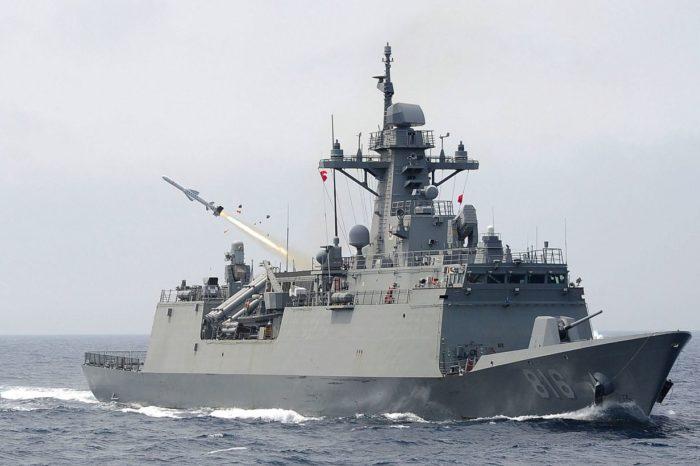 В Великобритании построят ракетные катера для ВМС Украины