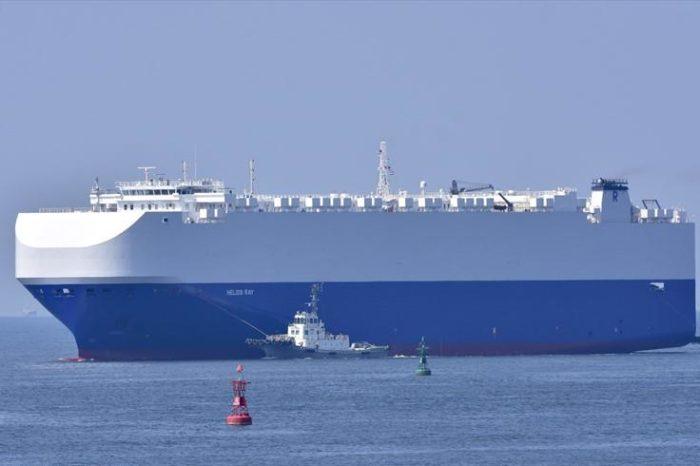 Израильское судно, пострадавшее от взрывов, уже отремонтировано и вышло в рейс