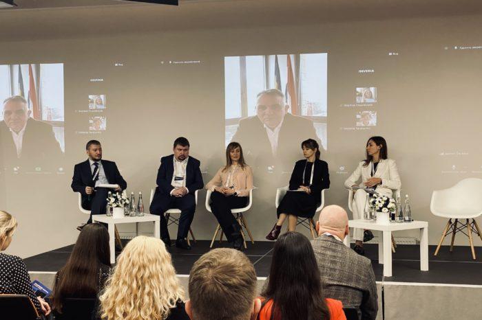 В Киеве стартовал Речной форум 2021