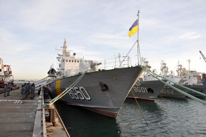 Плавпричал Морской охраны в Одессе отремонтируют почти за 10 млн грн
