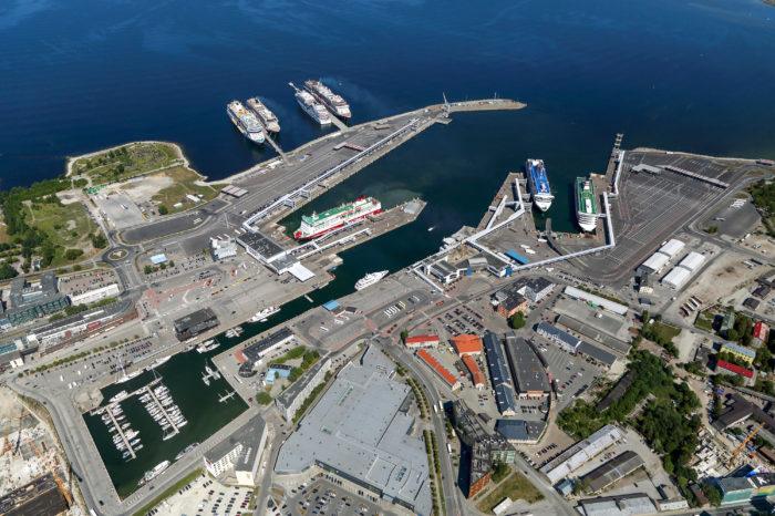 Эстонская судоходная компания подала иск на 15,4 млн евро против Таллинского порта