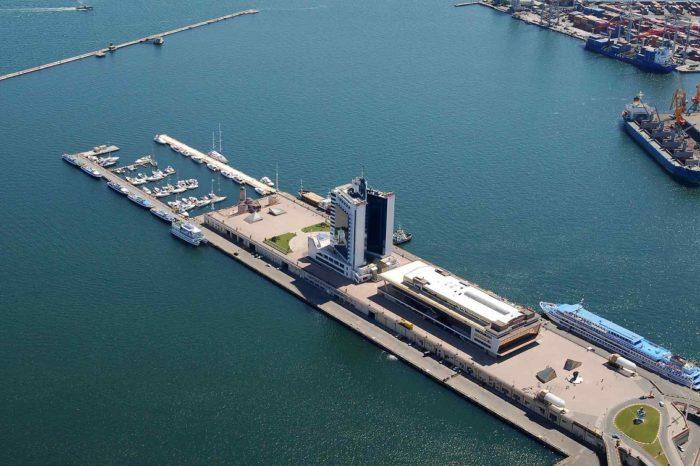 В МИУ обсудили проект концессии пассажирского комплекса Одесского порта