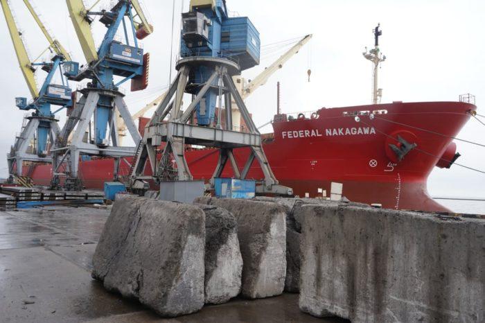 За февраль Мариупольский порт перечислил в госбюджет более 15 млн грн