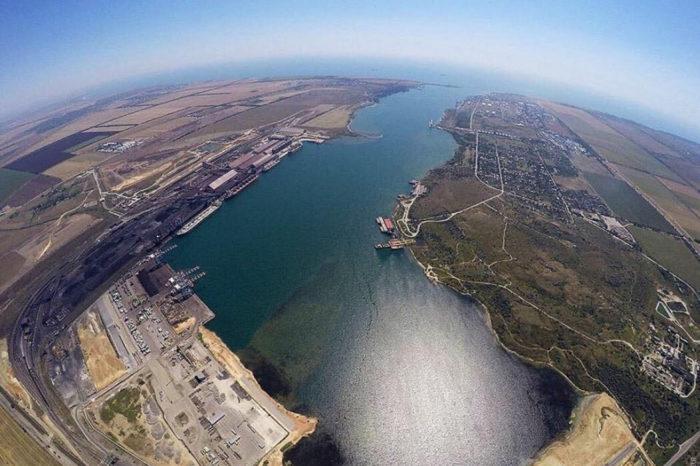 Порт Пивденный обработал более 7 млн тонн грузов в 2021 году
