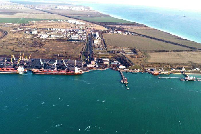 Часть земель порта «Пивденный» отведут под новую базу ВМСУ