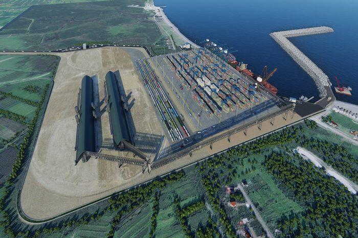 Грузия снова ищет инвесторов для строительства порта Анаклия