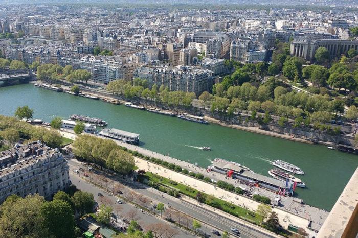 Во Франции инвестируют 300 млн евро в развитие внутренних водных путей