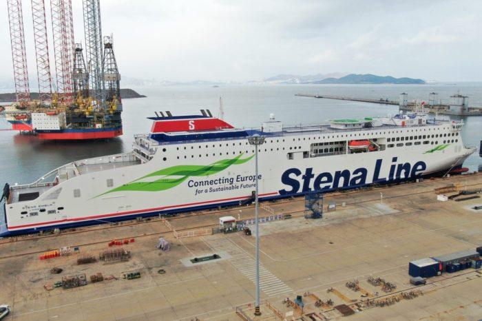 Stena Line берет кредит 180 млн долларов на постройку двух паромов